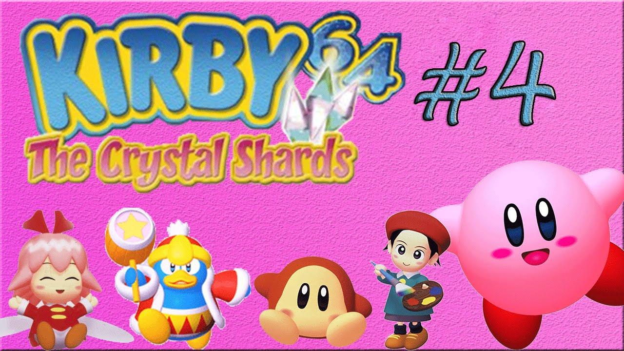 Kirby 64 Lightbulb Kirby Part 4 Youtube