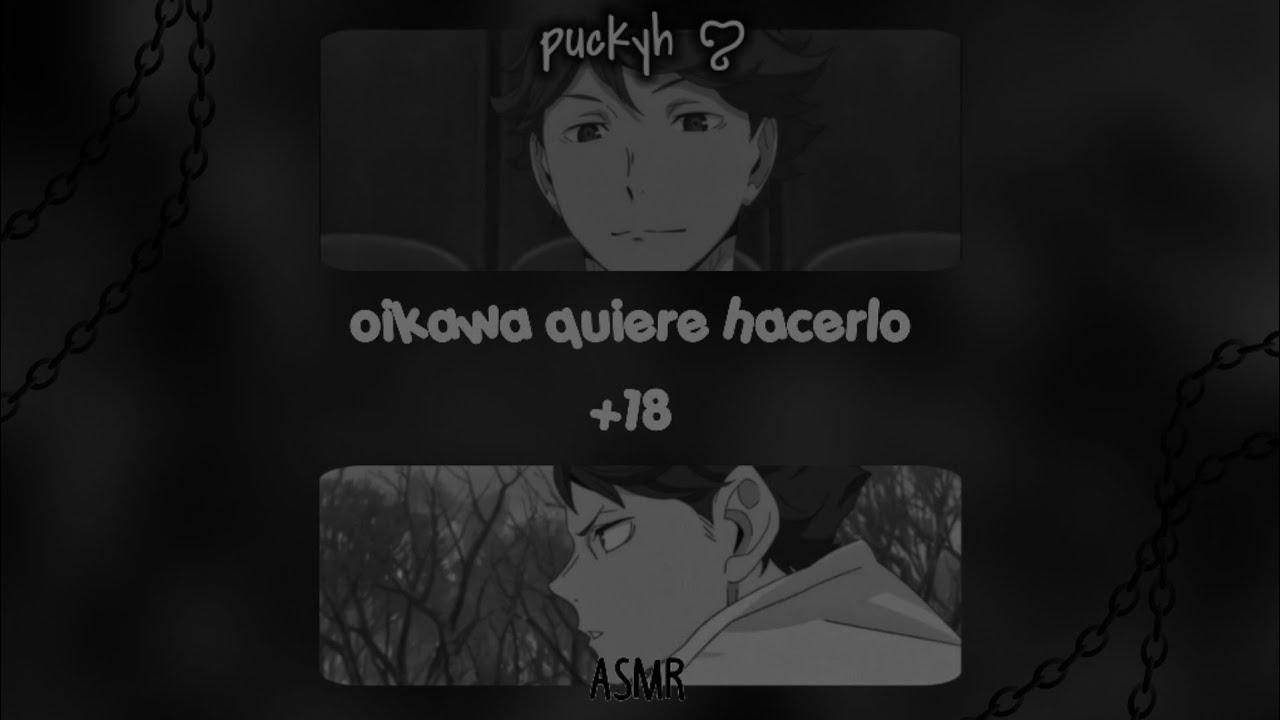 Download - ̗̀ASMR ─ oikawa quiere hacerlo +18│«sub. español» - ‹audio japonés› ⌇ puckyh ꨄ
