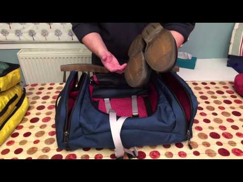 Tom Bihn Aeronaut 45 Packing Review