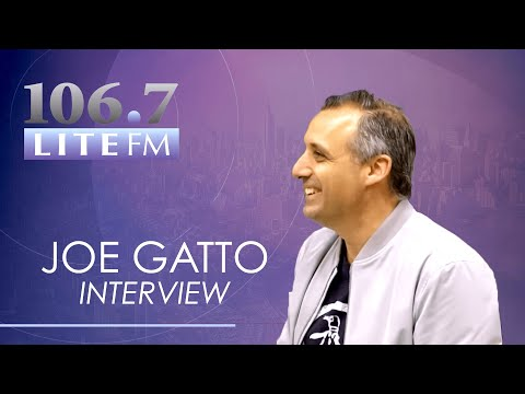 Lite FM Mornings - Joe Gatto Talks New Show 'The Misery Index' and 'Impractical Jokers'