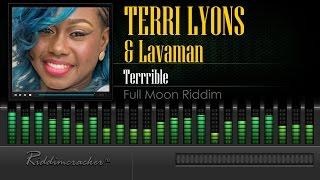 Terri Lyons & Lavaman - Terrible (Full Moon Riddim) [Soca 2015] [HD]