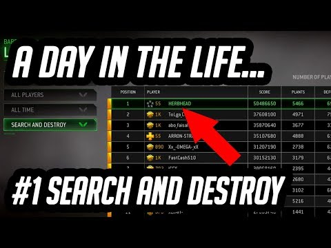 A Day In The Life...#1 Ranked Search and...