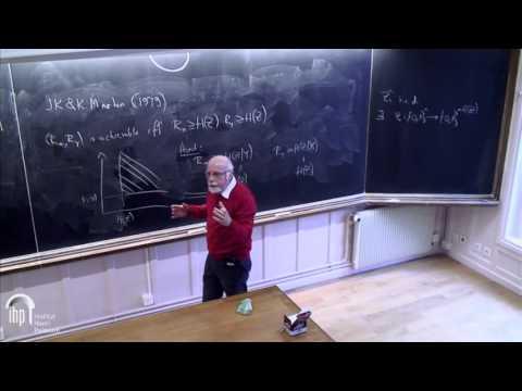 Nexus Trimester - János Körner (Sapienza University of Rome)