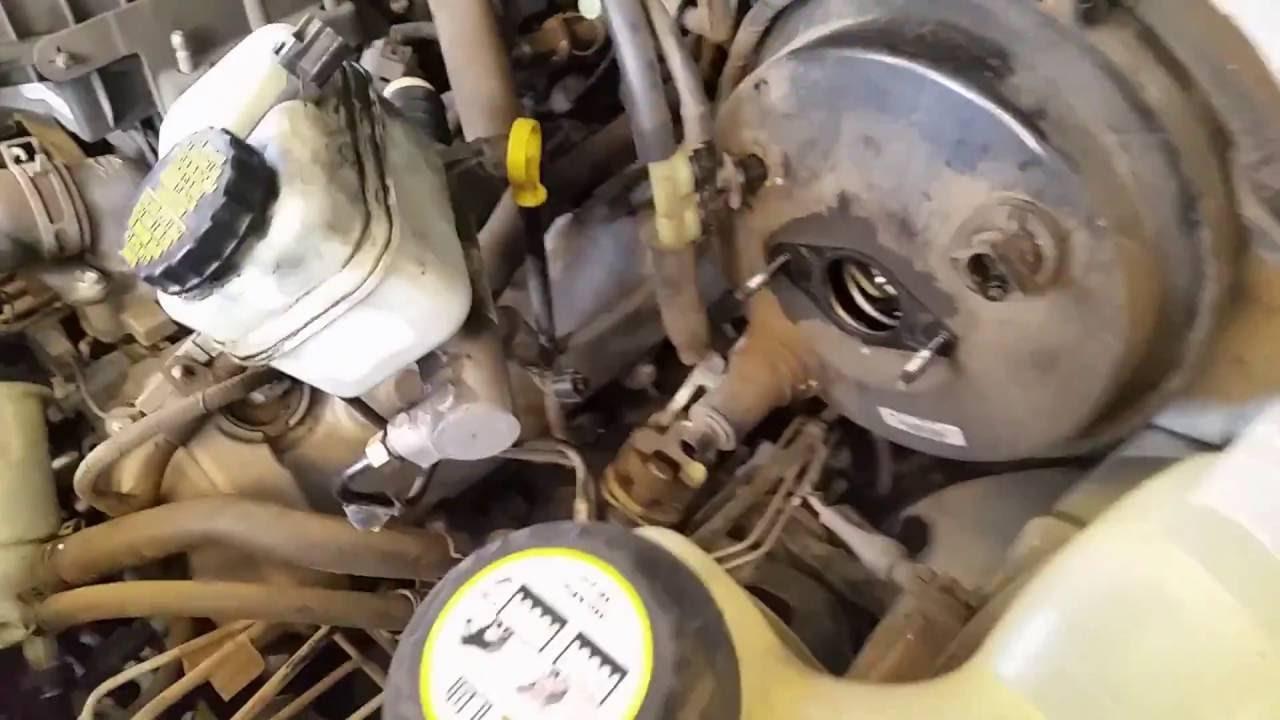 2005 Lincoln Navigator Brake Booster Repair  YouTube