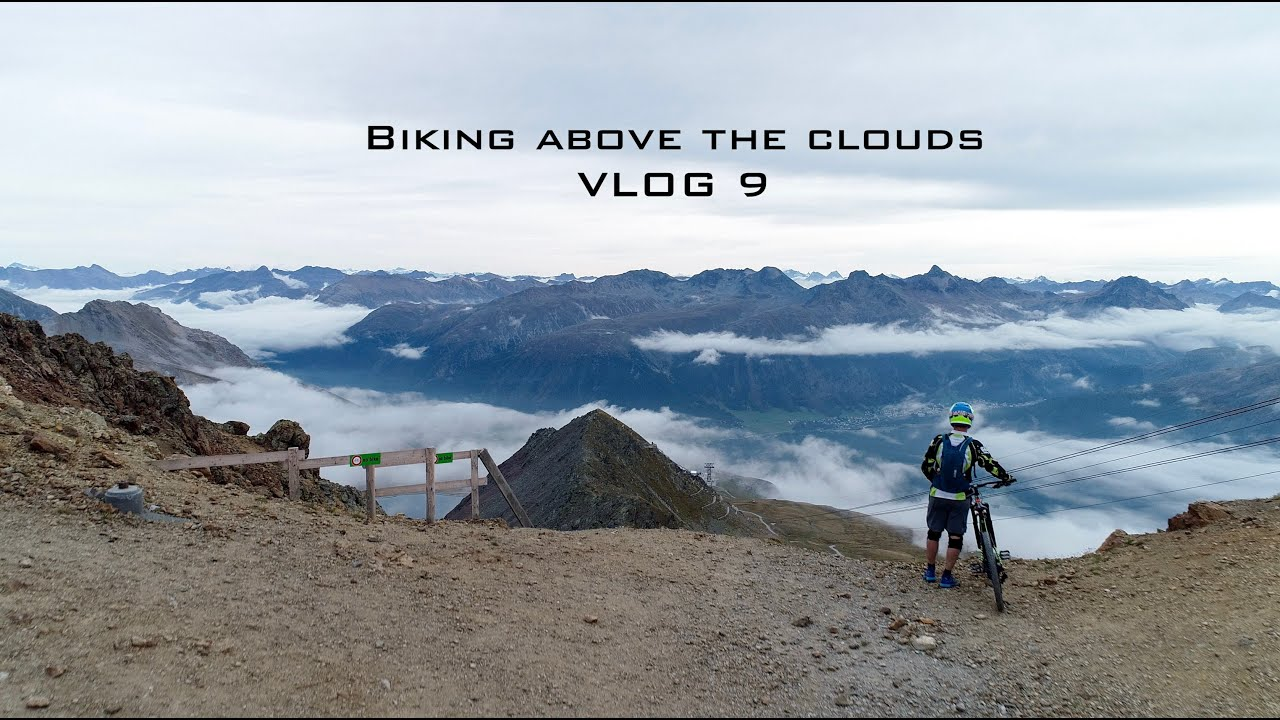 Biking Above the Clouds | Vlog 9