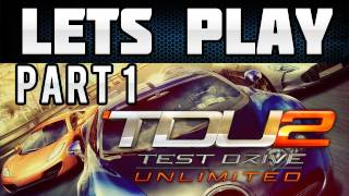 Lets Play Test Drive Unlimited 2 Part 1 (HD/German) - Willkommen auf Ibiza!