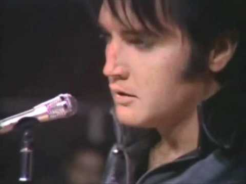 Elvis Presley-Trouble -live 68 special