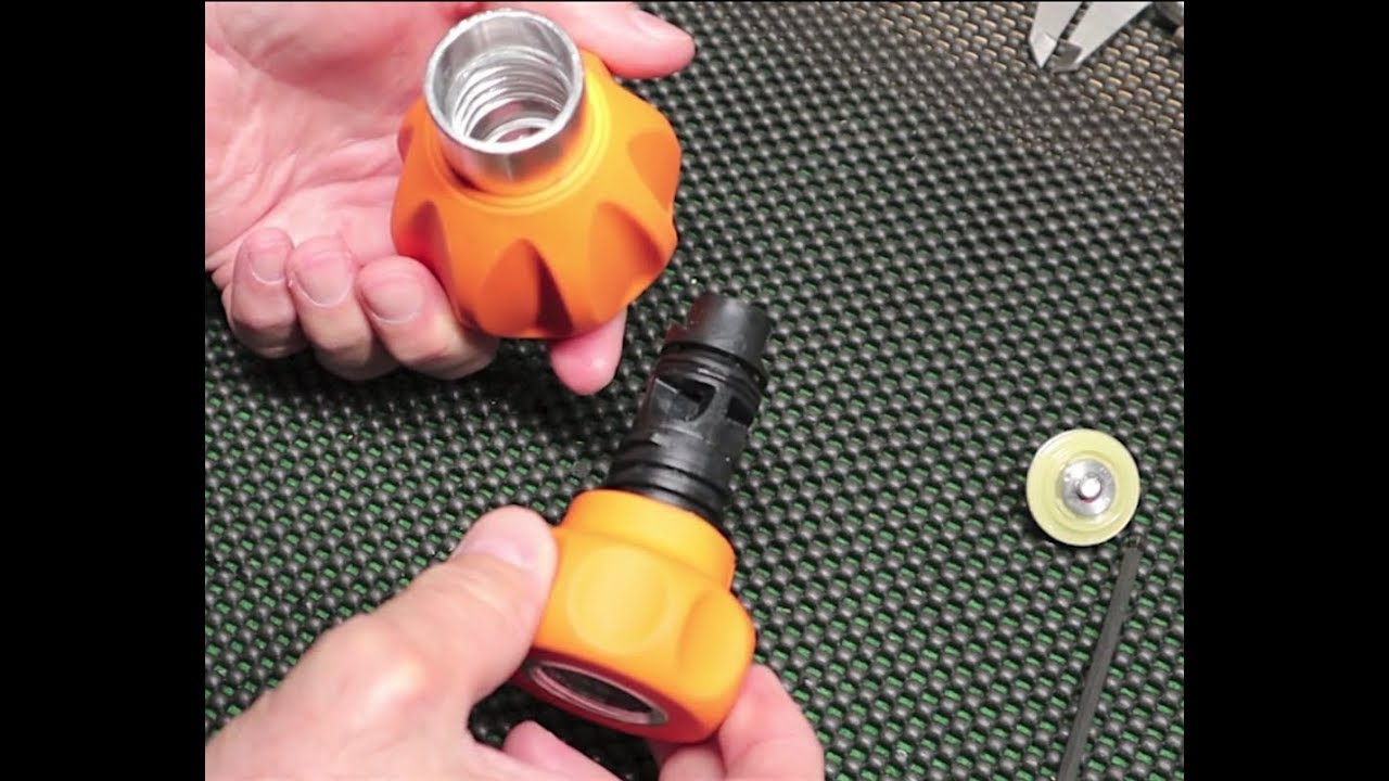 H I S C  garden hose nozzle Unbox-Spraying-DISSECTED