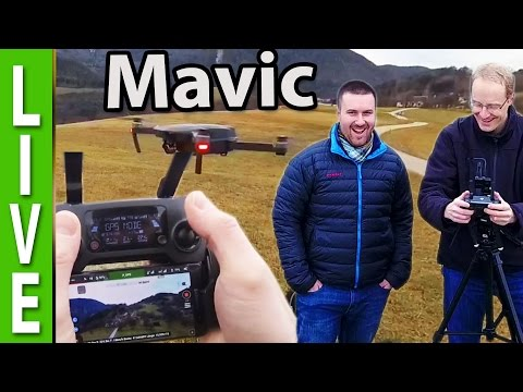 Flying the Mavic, a Wipeout and the Rampage with Hover82 (Recorded Livestream)