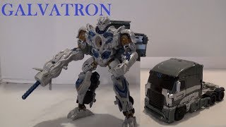 Voyager Galvatron Review [Transformers: Age of Extinction]