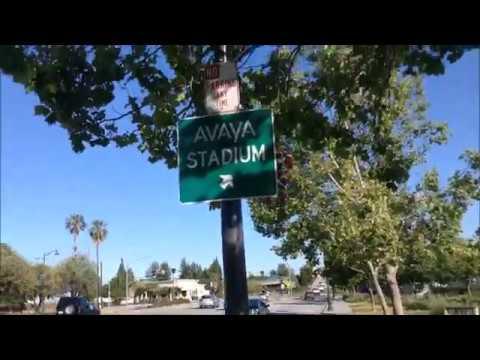 Amazing Casa de Fatima; Santa Clara University Parking Garage; Depot Station; California