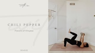 Daily Class December 24th: Chili Pepper
