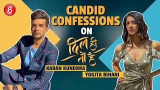 Karan Kundrra & Yogita Bihani On Dil Hi Toh Hai Season3 & Working In The 'New Normal' After Lockdown