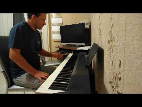 4.5 месяца обучения фортепиано