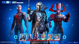 Fortnite SEASON 5 - 30 BATTLEPASS Skins WE NEED!