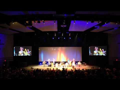 Southeast Christian Church acoustic weekend- Rhythms of Gra