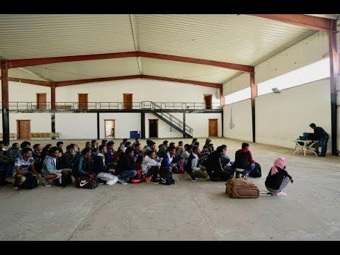 إجلاء عشرات المهاجرين من العاصمة الليبية طرابلس  - نشر قبل 5 ساعة