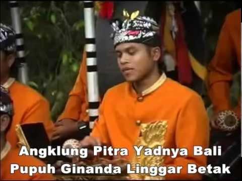 Angklung Pitra Yadnya Bali  Pupuh Ginanda Linggar Petak mp3