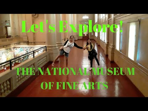 The Philippine National Museum Of Fine Arts (2019) |Vlog# 57 | Philippines