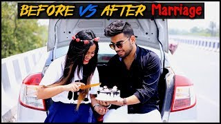 Before VS After Marriage | Ojas Mendiratta