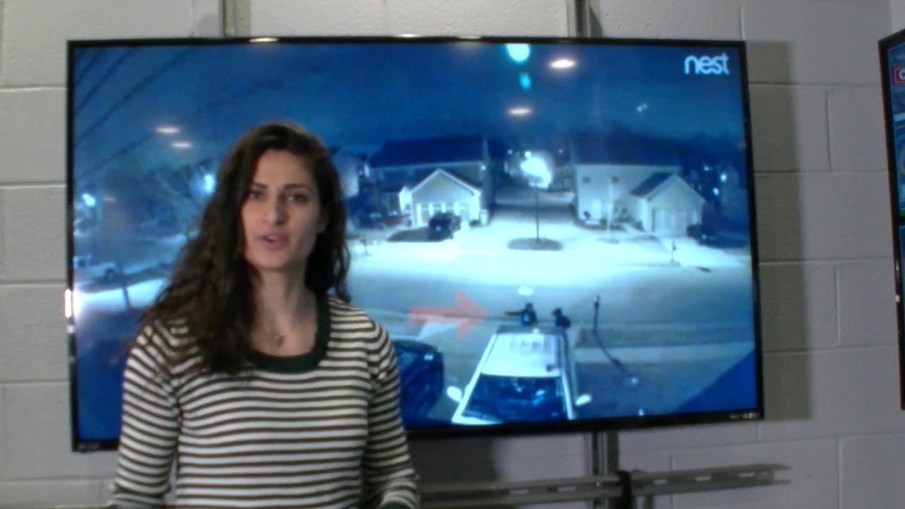 Download Car Entering Surveillance Video From Braselton