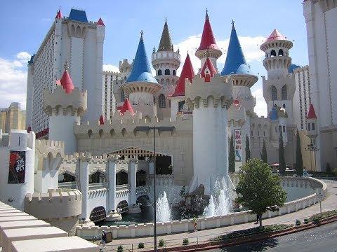 Excalibur Las Vegas 4K