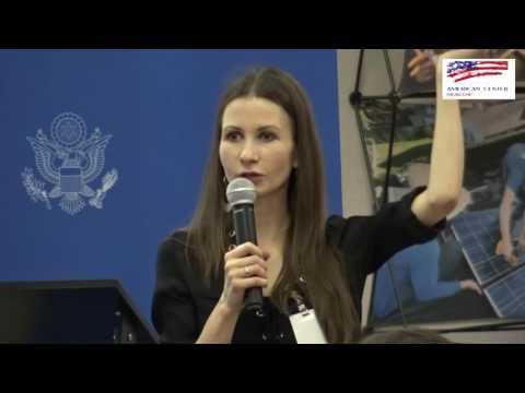 "Environmental Education Workshop: ""Sharing Economy and the Environment"" by Tatiana Chestina"