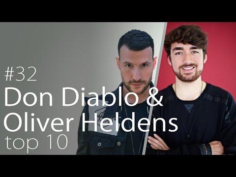 Don Diablo & Oliver Heldens Top 10 | Involve PlayMix #32