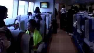 乘坐金光飛航專船, 並替新娘作化妝及造型服務 thumbnail