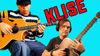 Alip Ba Ta Orinal - Klise (Fingerstyle Guitar) Reaction // Guitarist Reacts
