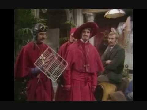 Monty Python's Flying Circus - COMPLETE Spanish Inquisition
