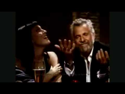 Compilation of the Dos Equis Beer Commercials - The Most Interesting Man in the World