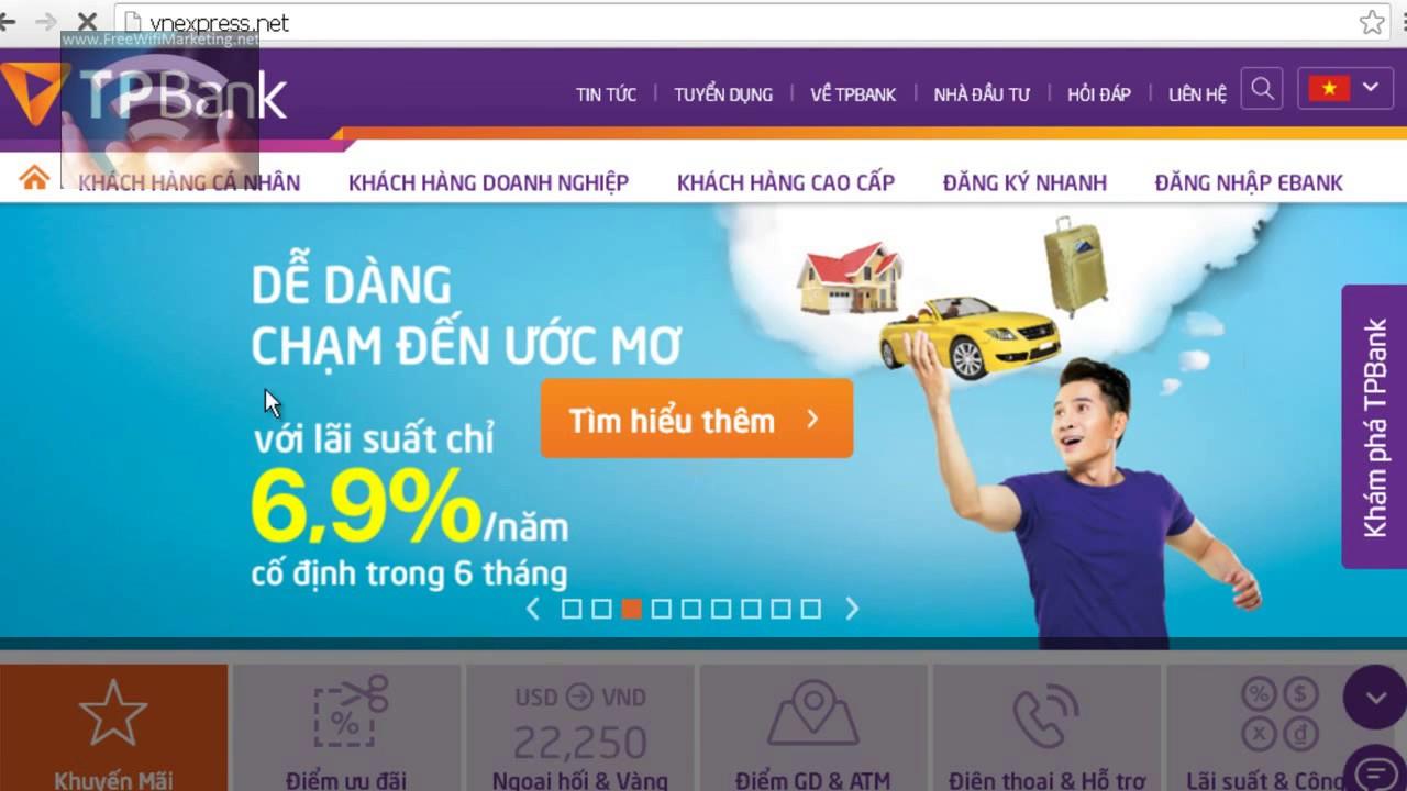 Nhúng trang web để tạo quảng cáo WiFi động trên WiFi marketing router