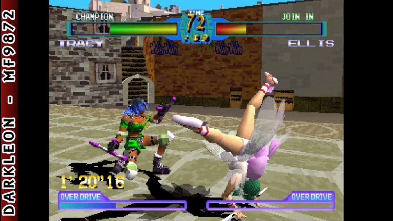 Playstation Battle Arena Toshinden 2 Plus 1996 Youtube