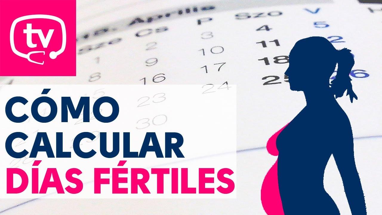 cuales son los tres dias mas fertiles de la mujer