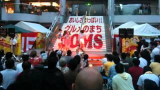 京橋コムズガーデン 天神祭前夜祭 日時:2011年07月24日 場所:京橋コムズ...