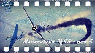 Літаки серії Bf.109 - частина 4   War Thunder