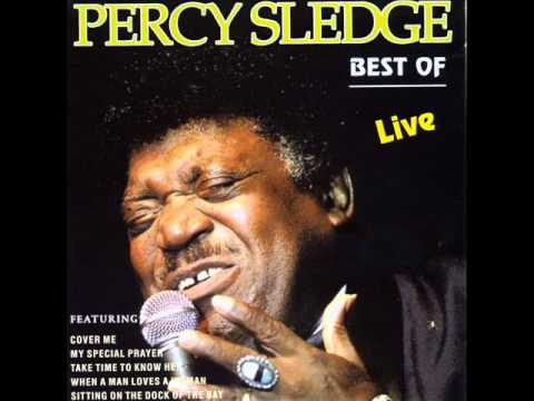 At the Dark End of the Street - Percy Sledge