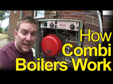 How Combi Boilers Work - Plumbing Tips