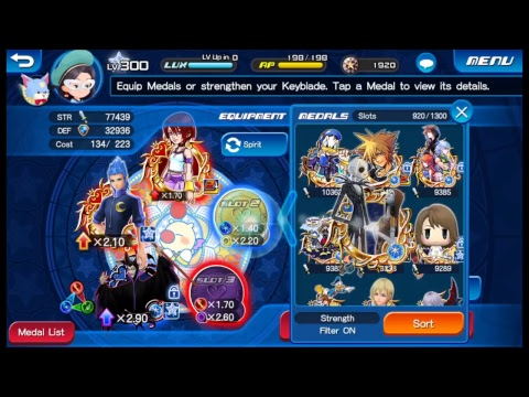 Kingdom Hearts Union Cross! Proud Mode, Time Trails, Story and More!