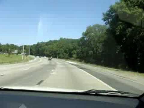 New Rochelle -Sunday Afternoon - voltando de City Island para casa