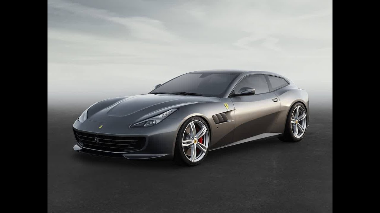 2017 Ferrari GTC4 Lusso   Ferrari Latest Models   2017 Cars