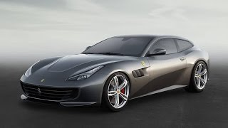 2017 Ferrari GTC4 Lusso - ferrari latest models - 2017 cars