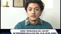 Entrevista al pintor Agustín Naranjo Lara, Cortesía RTU