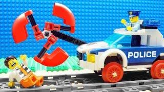 lego-train-police-bucket-wheel-excavator-fail