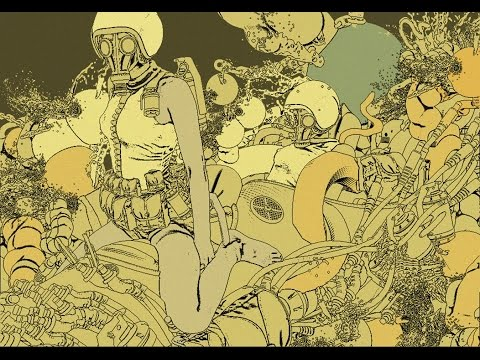 Zentropa - an epic Graphic Novel
