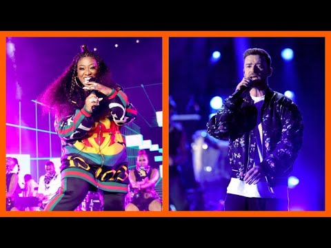 JUSTIN TIMBERLAKE AND MISSY ELLIOTT HONOURED WITH DOCTORATES Mp3