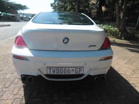 2006 BMW M6 Coupe Smg Auto For Sale On Auto Trader South Africa