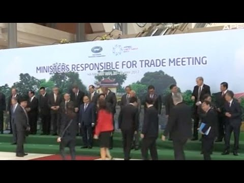 US, Japan agree to boost trade ties in APEC trade ministers meeting