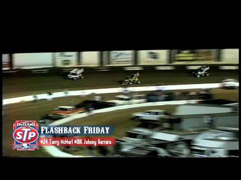 Flashback Friday: World of Outlaws Sprint Cars Kings Speedway & Perris Auto Speedway February 1999